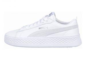 Puma Smash Platform - White (36648706)
