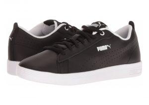 Puma Smash v2 L Perf - Black (36521602)