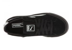 Puma Suede Platform Explosive - BLACK (36364901)