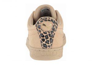 Puma Suede Wild - Pebble/Gold/Puma Black (36830801)