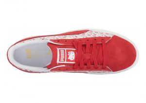 Puma x Hello Kitty Women's Suede - Red (36630601)