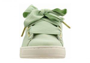 Puma Basket Heart Soft - Green (36964502)
