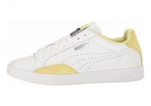 Puma White-soft Fluo Yellow (36272403)
