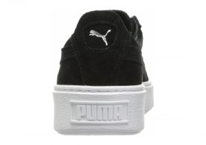 Puma Suede Platform Core - Black (36222301)
