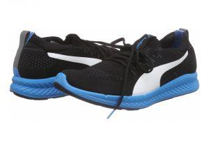 Puma Ignite Proknit - Black Schwarz Black Atomic Blue White 07 (18817707)