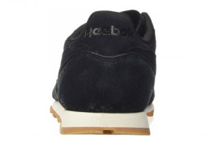 Reebok Classic Leather Clean Exotics - Black/Chalk (AUX70)