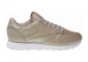 Reebok Classic Leather Pearlized - Gold (BD4309)