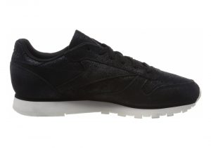 Reebok Classic Leather Shimmer - Black (BS9856)