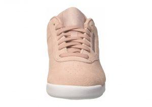 Reebok Princess EB - Pink Shell Pink Whisper Grey White (BS7835)