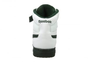 Reebok Ex-O-Fit Clean Hi S - White/Dark Forest (BS5324)
