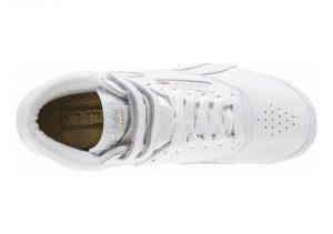Reebok Freestyle Hi OG Lux - White (BD4468)