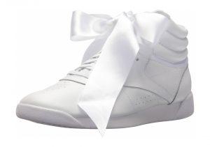 Reebok Freestyle Hi Satin Bow - White (CM8903)
