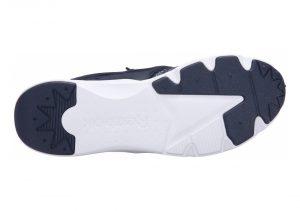 Blue Slate Faux Indigo White (V69498)