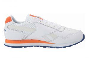 White/Cobalt/Orange/Grey (DV8852)