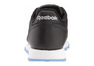 Reebok Classic Leather Ice - Black White Silver Ice (V48520)