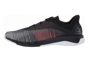 Reebok Fast Tempo Flexweave - Black White Neon Red (CN6610)