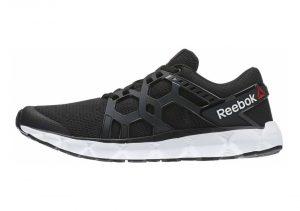 Reebok Hexaffect Run 4.0 MTM - Black/White (AR3089)