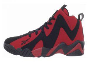 Black/Flash Red/White (V44410)