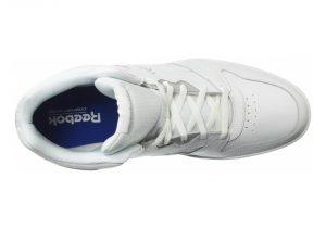 Reebok Royal BB4500 HI2 - White/Lgh Solid Grey (CN4107)