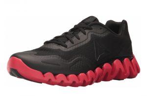 BLACK/EXCELENT RED/GRAVEL (CM8715)
