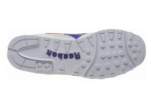 Reebok Rapide MU - White/Team Purple/Neon Red (CN5906)