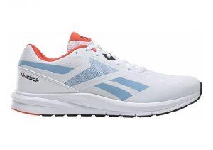 Reebok Runner 4 - White / Vivid Orange / Fluid Blue (EF7311)