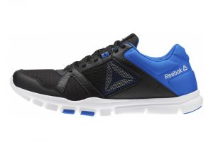 Reebok Yourflex Train 10 MT - Black Black Vital Blue White Black Vital Blue White (CN5650)