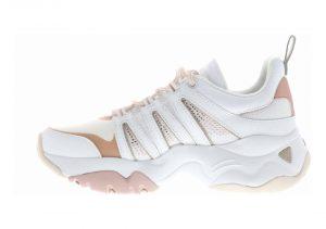 Skechers D'Lites 3.0 - Intense Force - White/Rose Gold (WTRG)