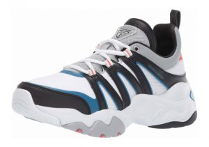 Skechers D'Lites 3.0 - Trendy Feels - White/Black/Blue (WBKB)