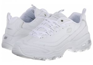 Skechers D'Lites - Fresh Start - White (WSL)