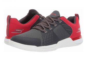Charcoal/Red (544)