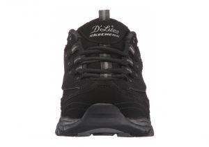 Skechers D'Lites - Play On - BLACK (BBK)