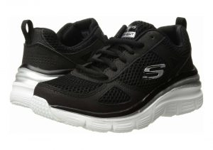Skechers Fashion Fit - Perfect Mate - Bkw (011)