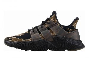 Undefeated x Adidas Originals Prophere - BLACK / TRACE OLIVE / GOLD (AC8198)