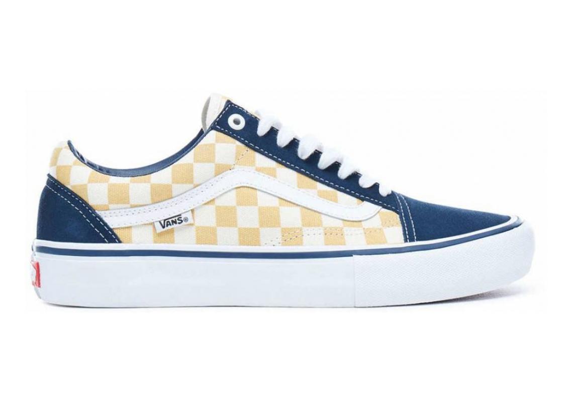 Vans Checkerboard Old Skool Pro мужские