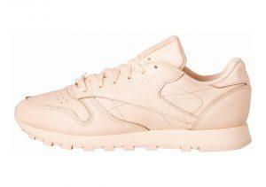 Reebok Classic Leather L - Pink Grit Peach Twist Sleek Met (BS7912)