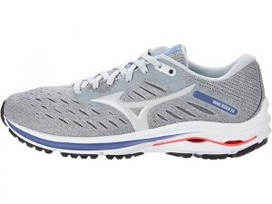 Mizuno Wave Rider 24 Lunar Rock/Nimbus Cloud