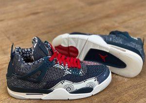 """Air Jordan 4 """"Deep Ocean"""""""