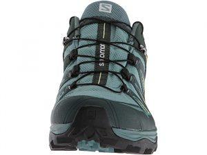 Salomon X Ultra 3 GTX Artic/Darkest Spruce/Sunny Lime