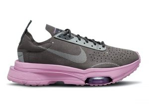Nike Air Zoom-Type Black/Dark Grey-Canvas-Hyper Pink