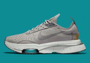 Nike Air Zoom-Type College Grey/Dark Grey/Flax/Hyper Jade
