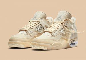 "Air Jordan 4 ""Off White"""