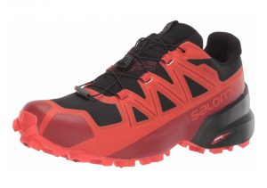 Salomon Spikecross 5 GTX - Red (L408082)
