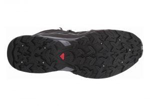 Salomon X Ultra Mid 2 Spikes GTX - Black/Black/Quiet Shade (L404752)