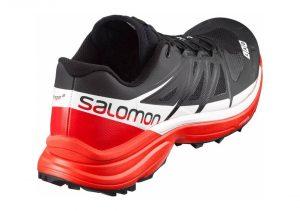Salomon S-Lab Wings 8 SG - Noir Black Racing Red White Black Racing Red White (L391959)