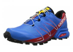 Multicolore Bright Blue Radiant Red Black (L379095)