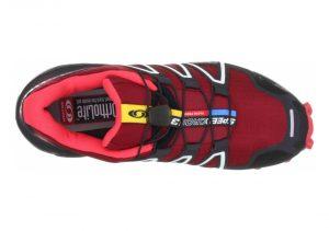 Salomon Speedcross 3 CS - Rouge Bordeaux Asphalte Papaye B (L308786)