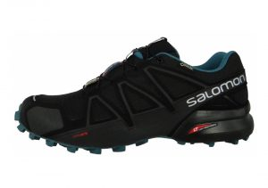 Salomon Speedcross 4 Nocturne GTX - Black (L404757)