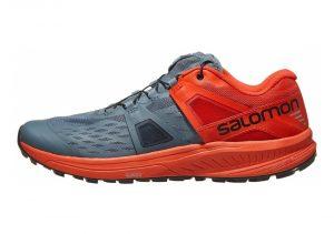 Salomon Ultra Pro - Stormy Weather/Cherr (L410407)