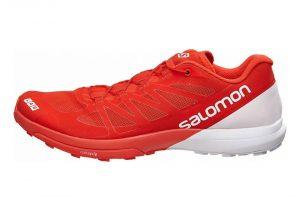 Salomon S-Lab Sense 6 - ROUGE/BLANC (L391765)